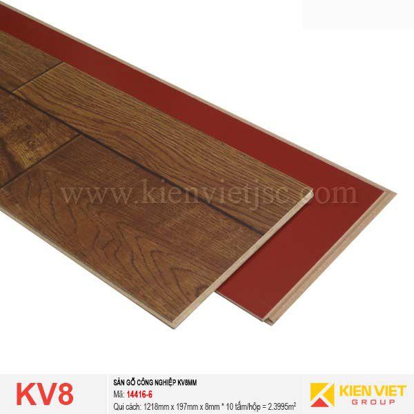 Sàn gỗ giá rẻ KV8 14416-6