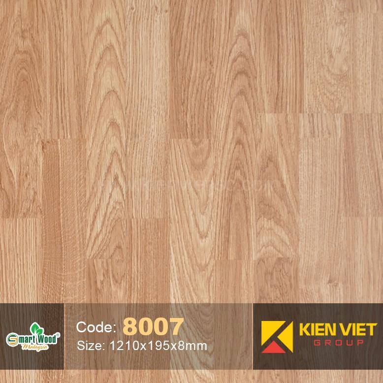 Sàn gỗ Smartwood AC3 8007 | 8mm
