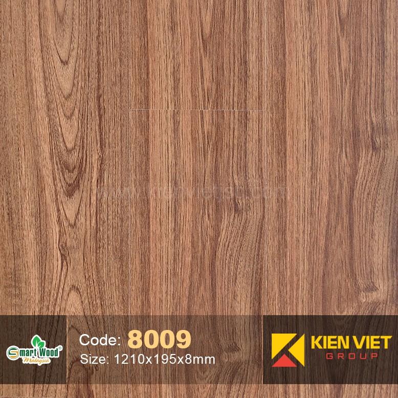 Sàn gỗ Smartwood 8mm AC3 8009