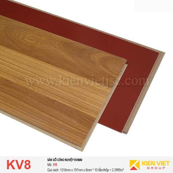 Sàn gỗ giá rẻ KV8 -111