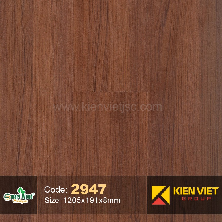 Sàn gỗ Smartwood AC4 2947 | 8mm
