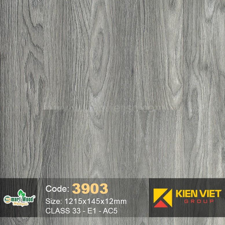 Sàn gỗ Smartwood Class 33 E1 AC5 3903 | 12mm