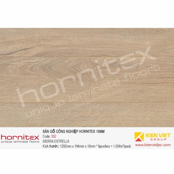 Sàn gỗ Hornitex 552 SIERRA ESTRELLA | 10mm