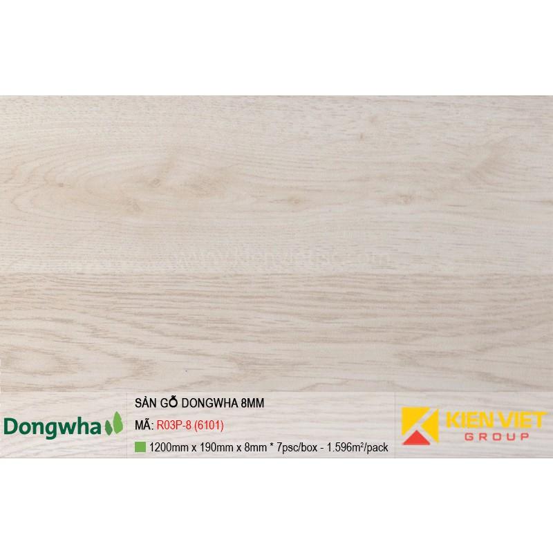 Sàn gỗ Dongwha R03P-8 (6101) | 8mm