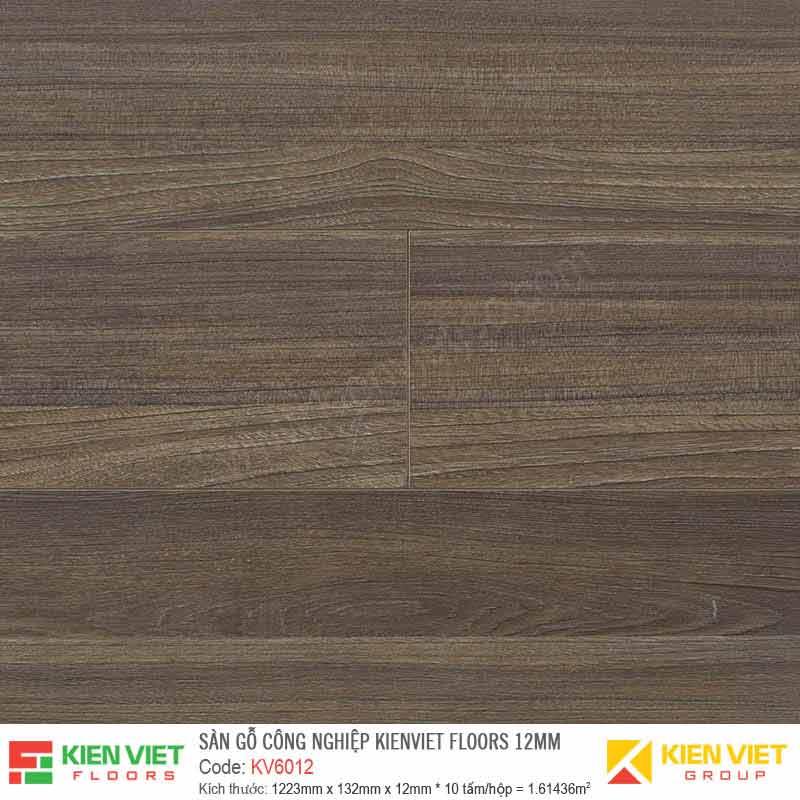 Sàn gỗ Kienviet Floor KV6012 - 12mm