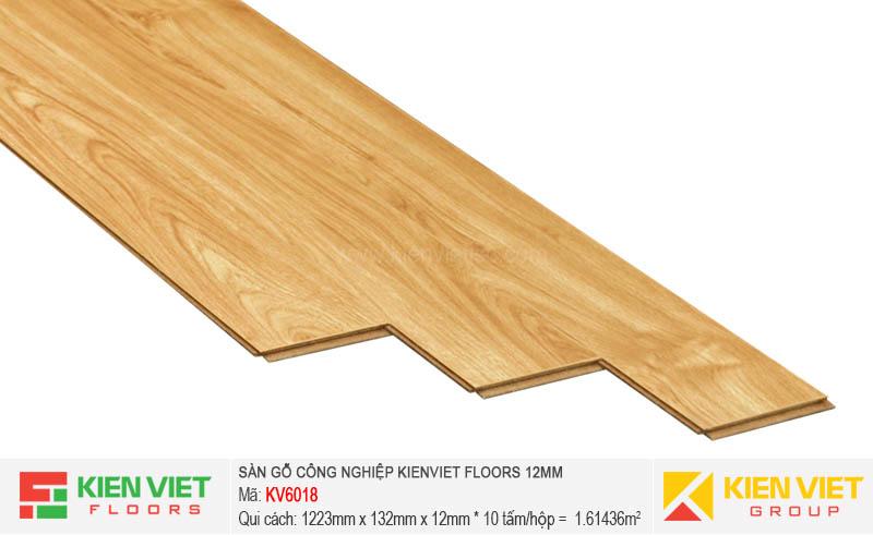Sàn gỗ Kienviet Floor KV6018 | 12mm