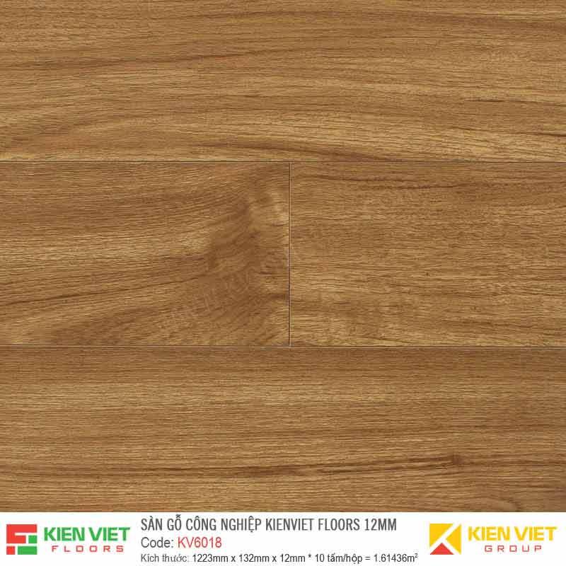 Sàn gỗ Kienviet Floor KV6018 - 12mm