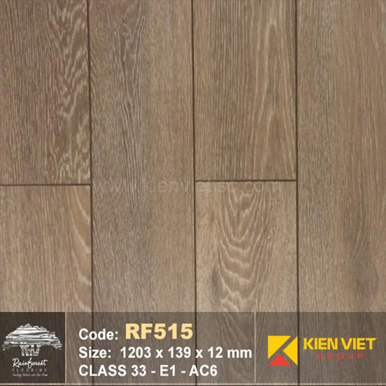 Sàn gỗ Rainforest RF515 AC6 | 12mm