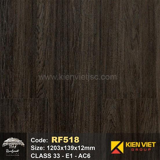 Sàn gỗ Rainforest RF518 AC6 | 12mm