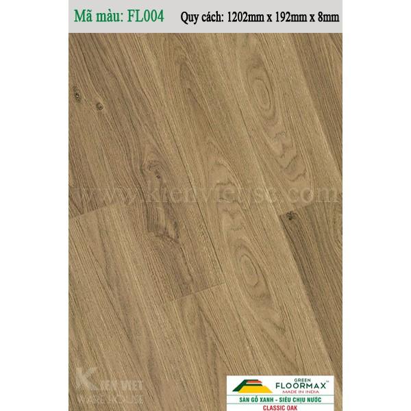 Sàn gỗ Floormax 8mm FL004
