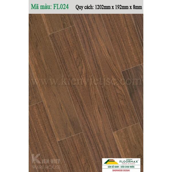 Sàn gỗ Floormax 8mm FL024