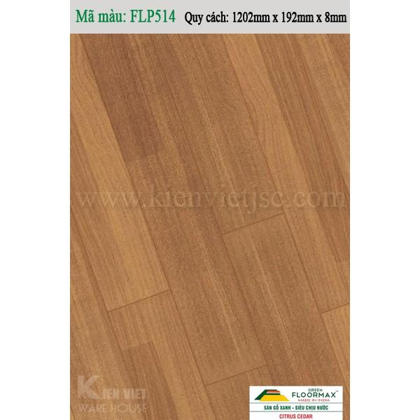 Sàn gỗ Floormax 8mm FLP514