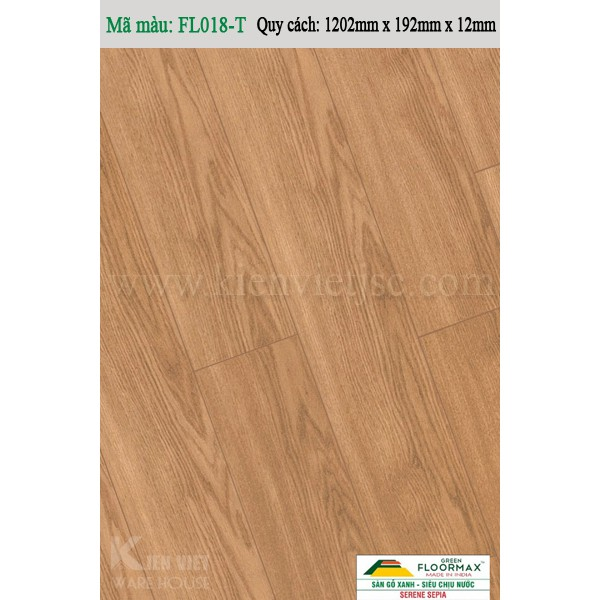 Sàn gỗ Floormax 12mm FL018-T