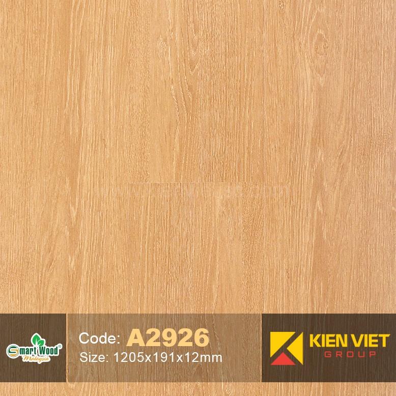 Sàn gỗ Smartwood A2926 | 12mm