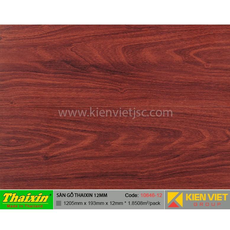Sàn gỗ Thaixin 10646-12 | 12mm