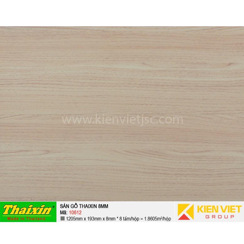 Sàn gỗ công nghiệp Thaixin 10612 | 8mm
