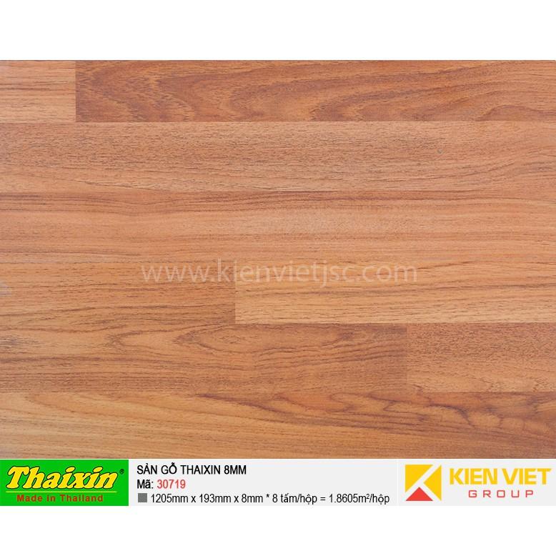Sàn gỗ công nghiệp Thaixin 30719 | 8mm