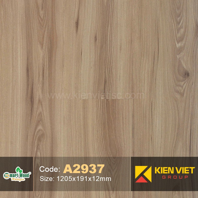 Sàn gỗ Smartwood A2937 | 12mm