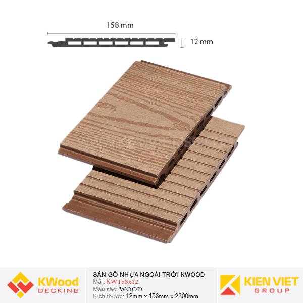 Ốp Tường Kwood KW158x12 Wood