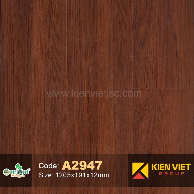 Sàn gỗ Smartwood A2947 | 12mm