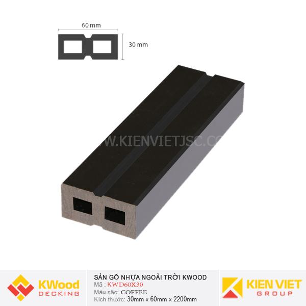 Thanh Đà Kwood KWD60x30
