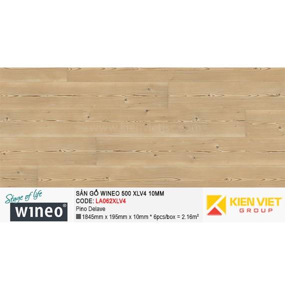 Sàn gỗ Wineo 500 XLV4 - LA062XLV4   Pino Delave 10mm