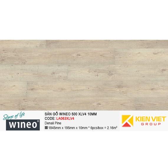 Sàn gỗ Wineo 500 XLV4 - LA063XLV4   Denali Pine 10mm