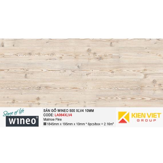 Sàn gỗ Wineo 500 XLV4 - LA064XLV4   Malmoe Pine 10mm