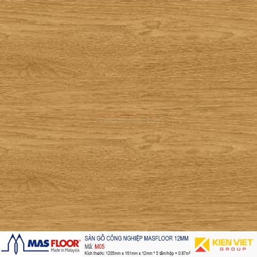 Sàn gỗ MASFLOOR M05 | 12mm