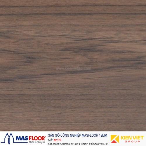 Sàn gỗ MASFLOOR M209 | 12mm