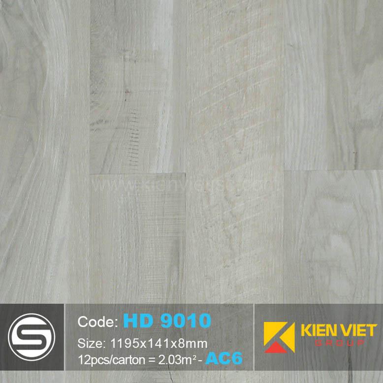 Sàn nhựa hèm khóa Smartwood HD9010 | 8mm