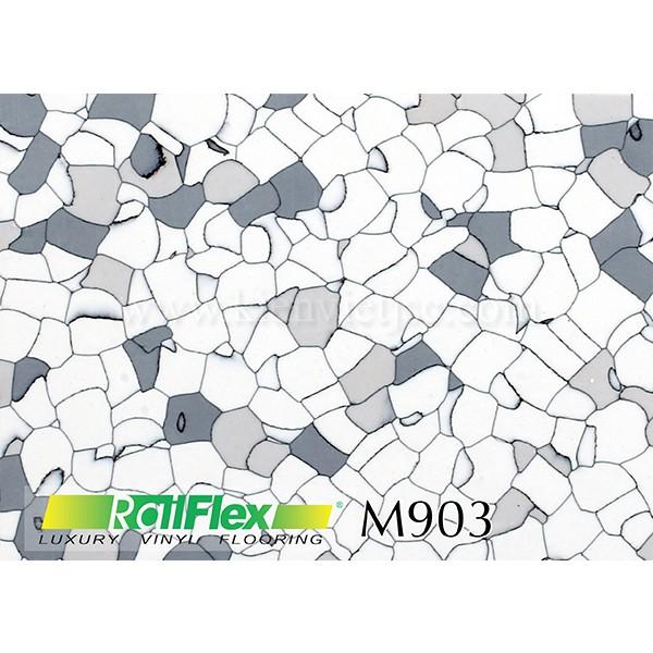 Sàn nhựa dán keo chống tĩnh điện Raiflex M903