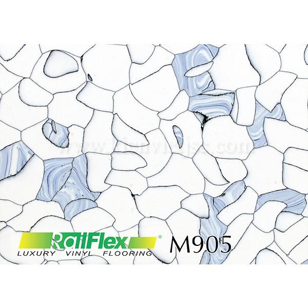 Sàn nhựa dán keo chống tĩnh điện Raiflex M905