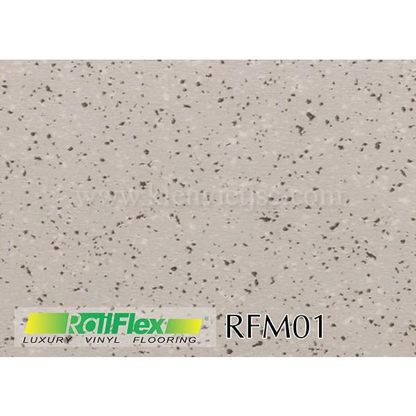 Sàn nhựa dán keo vinyl dạng cuộn Raiflex RFM01
