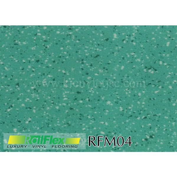 Sàn nhựa dán keo vinyl dạng cuộn Raiflex RFM04