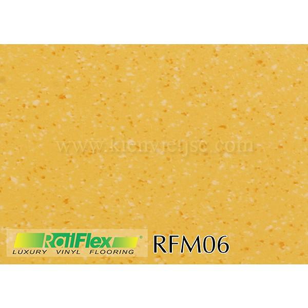 Sàn nhựa dán keo vinyl dạng cuộn Raiflex RFM06