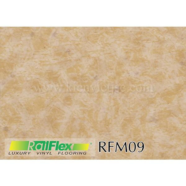 Sàn nhựa dán keo vinyl dạng cuộn Raiflex RFM09