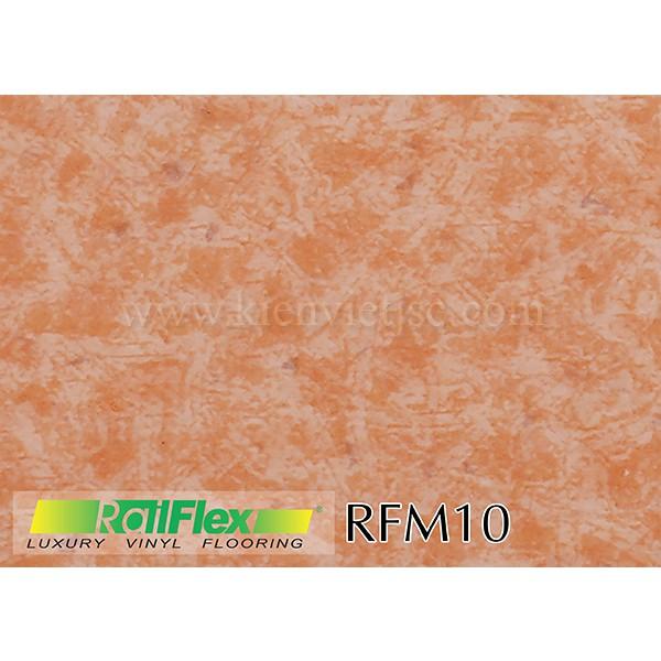 Sàn nhựa dán keo vinyl dạng cuộn Raiflex RFM10