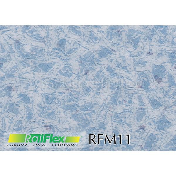 Sàn nhựa dán keo vinyl dạng cuộn Raiflex RFM11