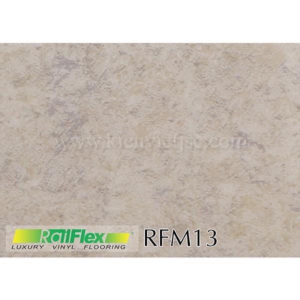 Sàn nhựa dán keo vinyl dạng cuộn Raiflex RFM13