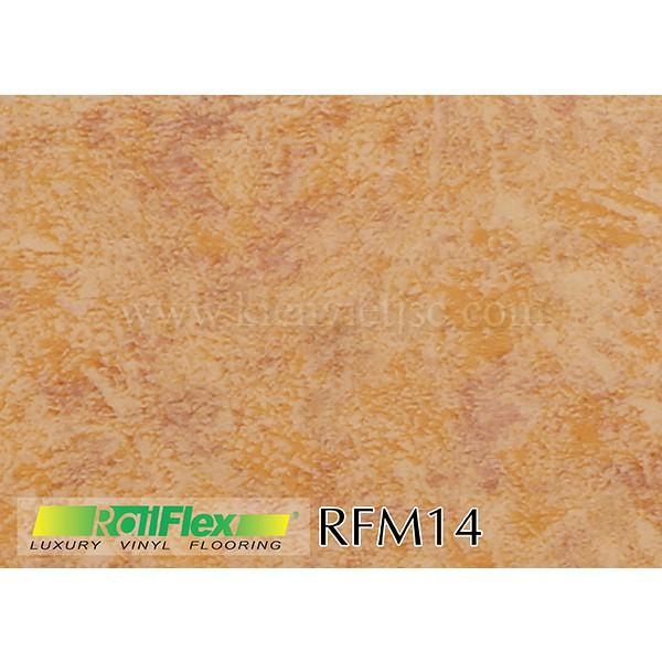 Sàn nhựa dán keo vinyl dạng cuộn Raiflex RFM14