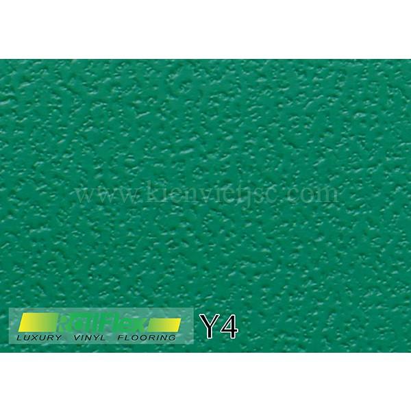 Sàn nhựa dán keo thể thao Raiflex Y4